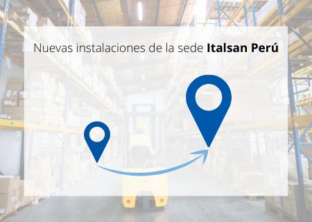 Nuevas instalaciones Italsan Perú